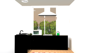 Low cost kitchen ideas