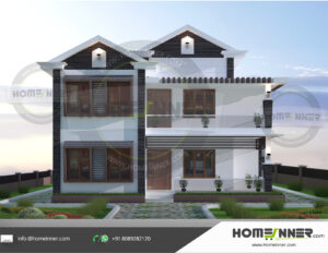 hind-34058 house plan Rooms Amenities