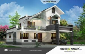 2486 sq ft Kerala Traditional Home Design