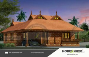 1200 Sq ft Small Indian House Plan