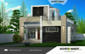 Beautiful 2 Bedroom Small House Design