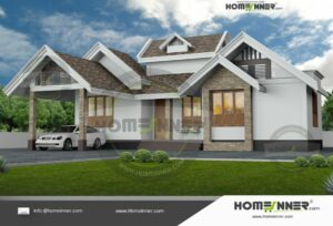 Germany 1000 sq ft house plans with car parking