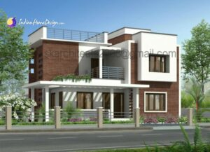 2600 Sq Ft Residence Design At Thaliparamba by SK Architects