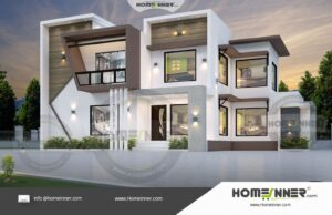 25 Lakh 4 BHK 2853 sq ft Calicut Villa floor plan