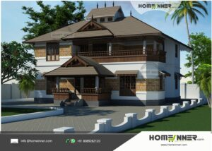 HIND-1074 house plan Rooms Amenities