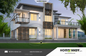 home Design with Plan
