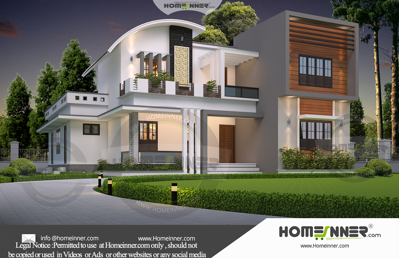 North Tripura 31 Lakh farmhouse prefab homes