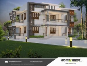 Dhamtari 37 Lakh beautiful modern house plans