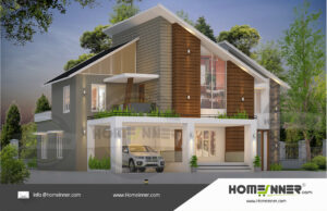 HIND-1033 house plan size