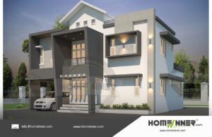 HIND-1042 house plan Rooms Amenities