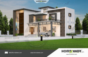 HIND-11000 house plan Rooms Amenities