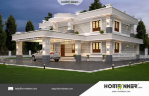 HIND-11002 house plan area