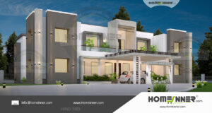 HIND-11003 house plan Rooms Amenities