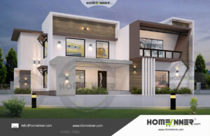 HIND-11004 house plan size