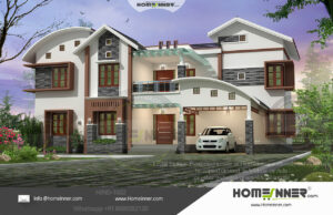 HIND-11022 house plan size
