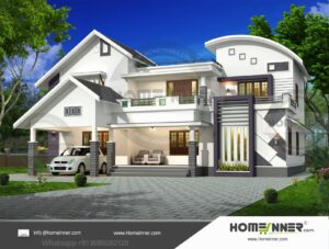 HIND-11023 house plan size