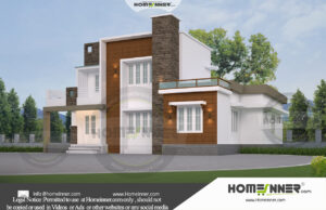 HIND-11025 house plan size