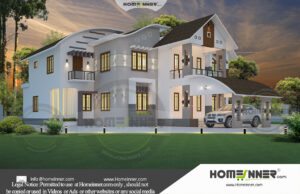 HIND-11027 house plan size
