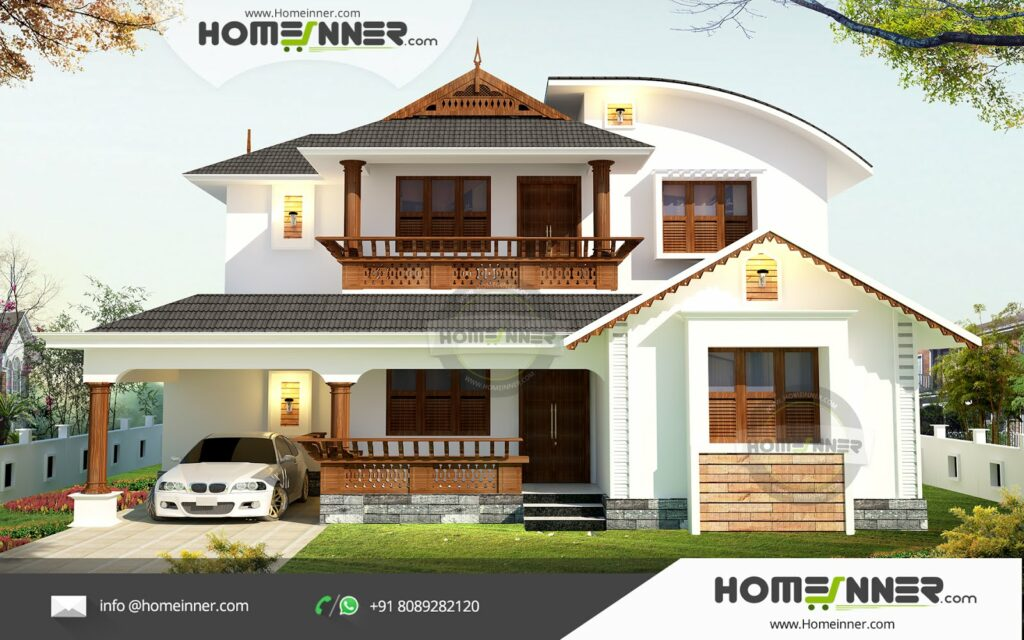 24 lakh 3 bhk 1710 sq ft Nagercoil villa