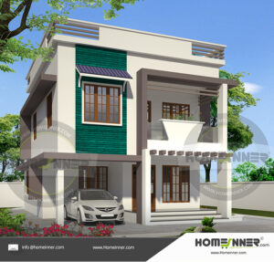 Saraikela Kharsawan  18 Lakh simple house floor plan