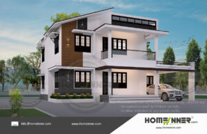 HIND-19967 house plan Rooms Amenities