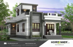 HIND-19988 house plan Rooms Amenities