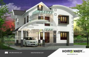 Jammu  27 Lakh ultra modern house plans