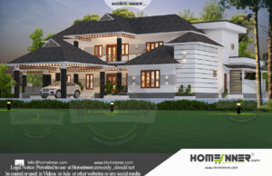 HIND-21028 house plan Rooms Amenities