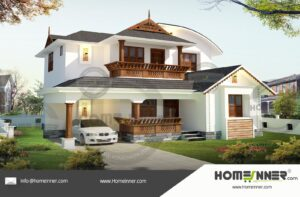HIND-21105 house plan Rooms Amenities