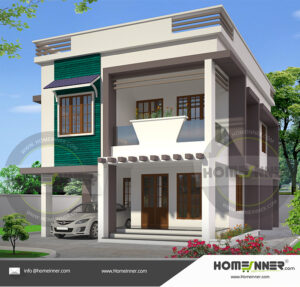 HIND-21162 house plan size