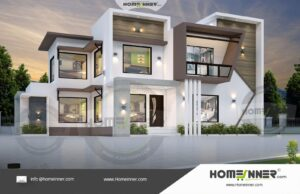 HIND-29955 house plan Rooms Amenities