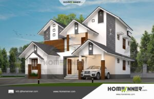 Faridkot 23 Lakh blueprints houses modern
