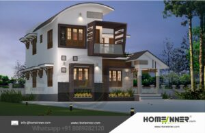 Kohima 16 Lakh luxury house plans with photos of interior