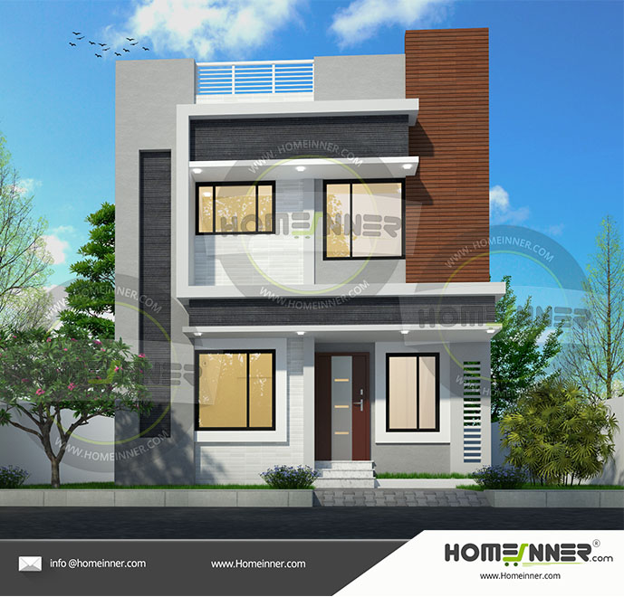 West Tripura 15 Lakh home architecture design pictures