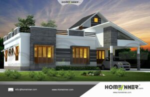 Harda 17 Lakh one floor house pictures