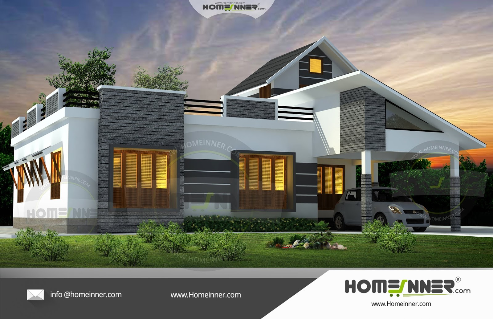 South Tripura 17 Lakh one floor house pictures