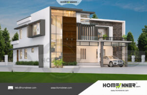 Betul 33 Lakh modern contemporary home plans