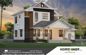 Cachar 24 Lakh cheap modern house plans