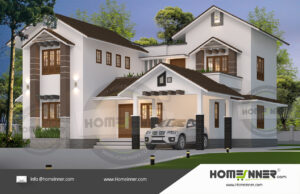 HIND-31039 house plan Rooms Amenities