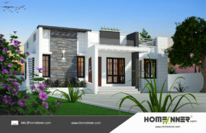 HIND-36076 house plan Rooms Amenities