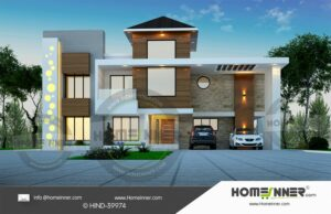 Bolangir 44 Lakh luxury home plans