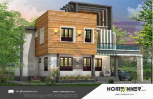 South Tripura 18 Lakh home style floor plan