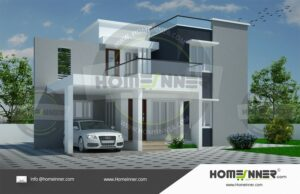 HIND-39997 house plan Rooms Amenities