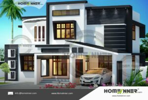 Kishanganj 15 Lakh duplex home design with floor plan