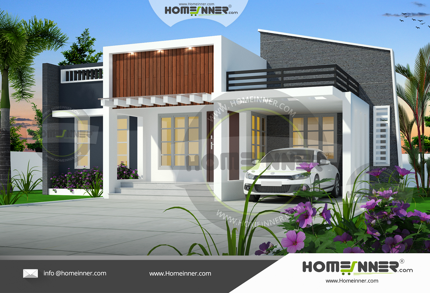 South Tripura 10 Lakh small house architecture design