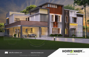 Imphal East 43 Lakh villa architecture design plans