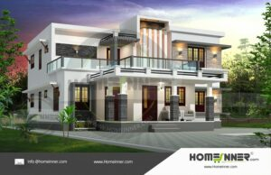 Shivpuri Datia 28 Lakh luxury villa floor plan