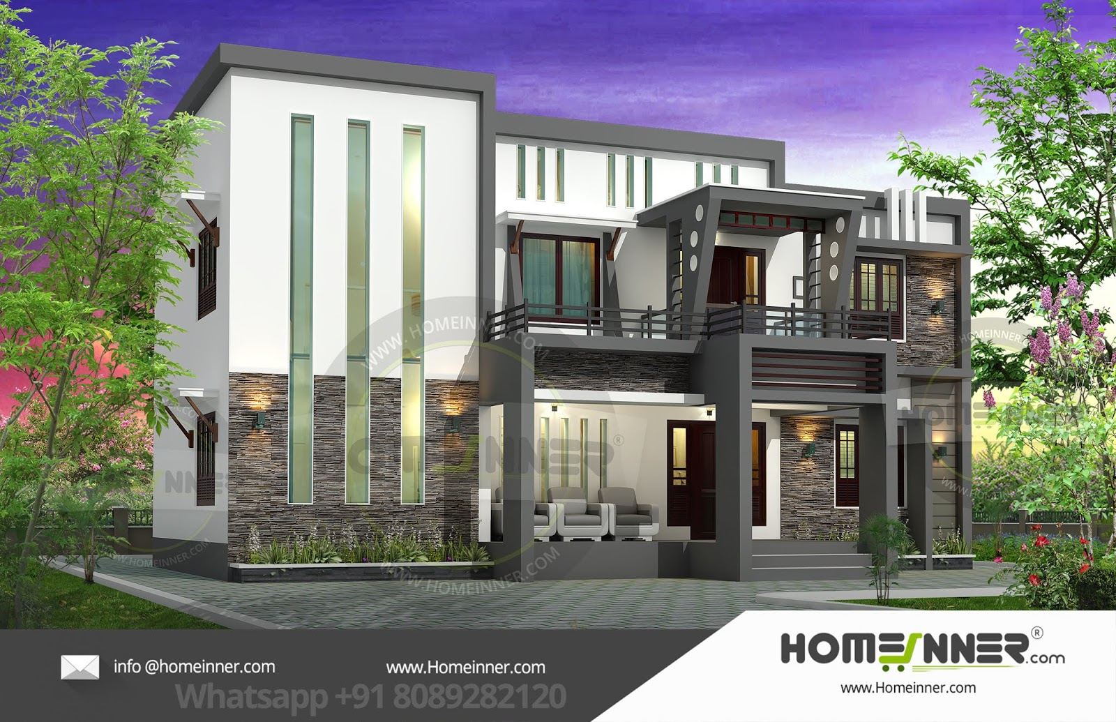 South Tripura 29 Lakh first floor home plan