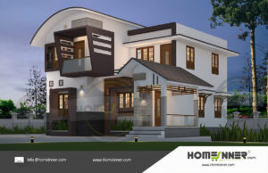 HIND-1040 house plan Rooms Amenities