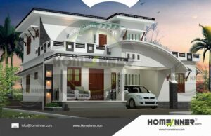 HIND-1048 house plan Rooms Amenities